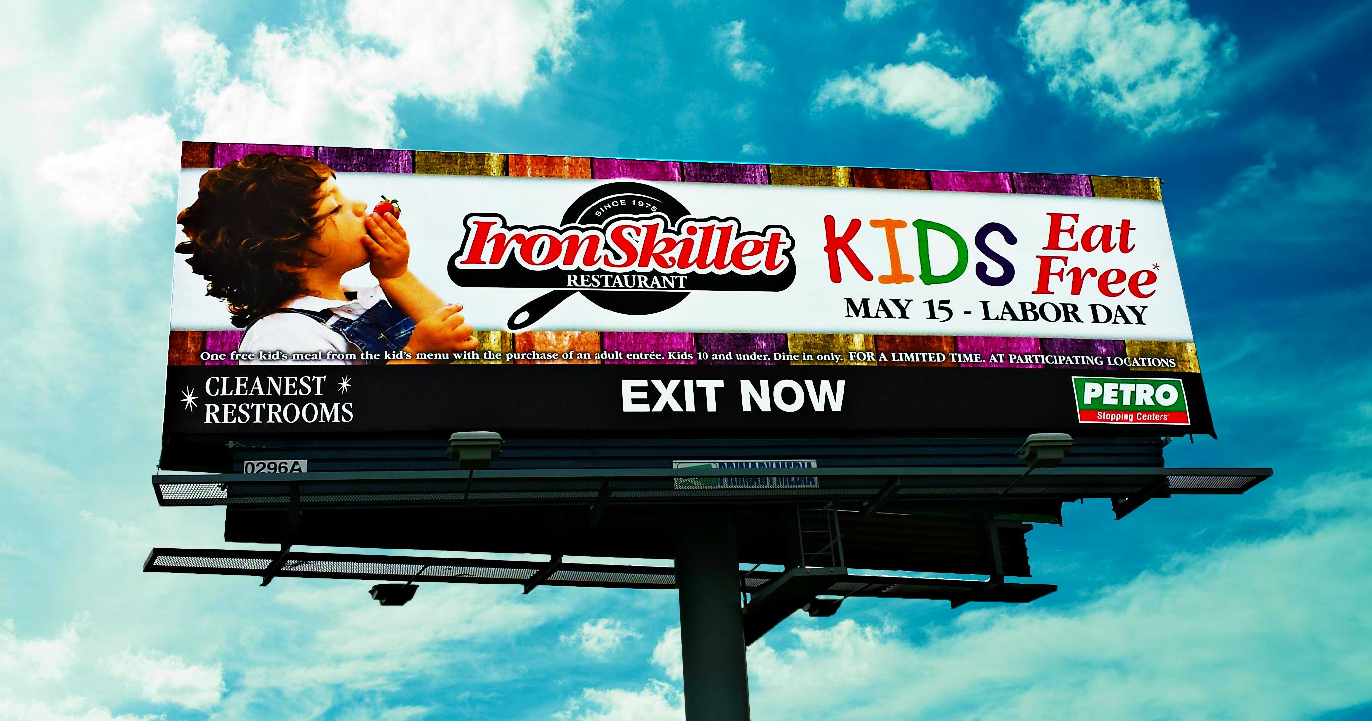 Winstar casino billboard