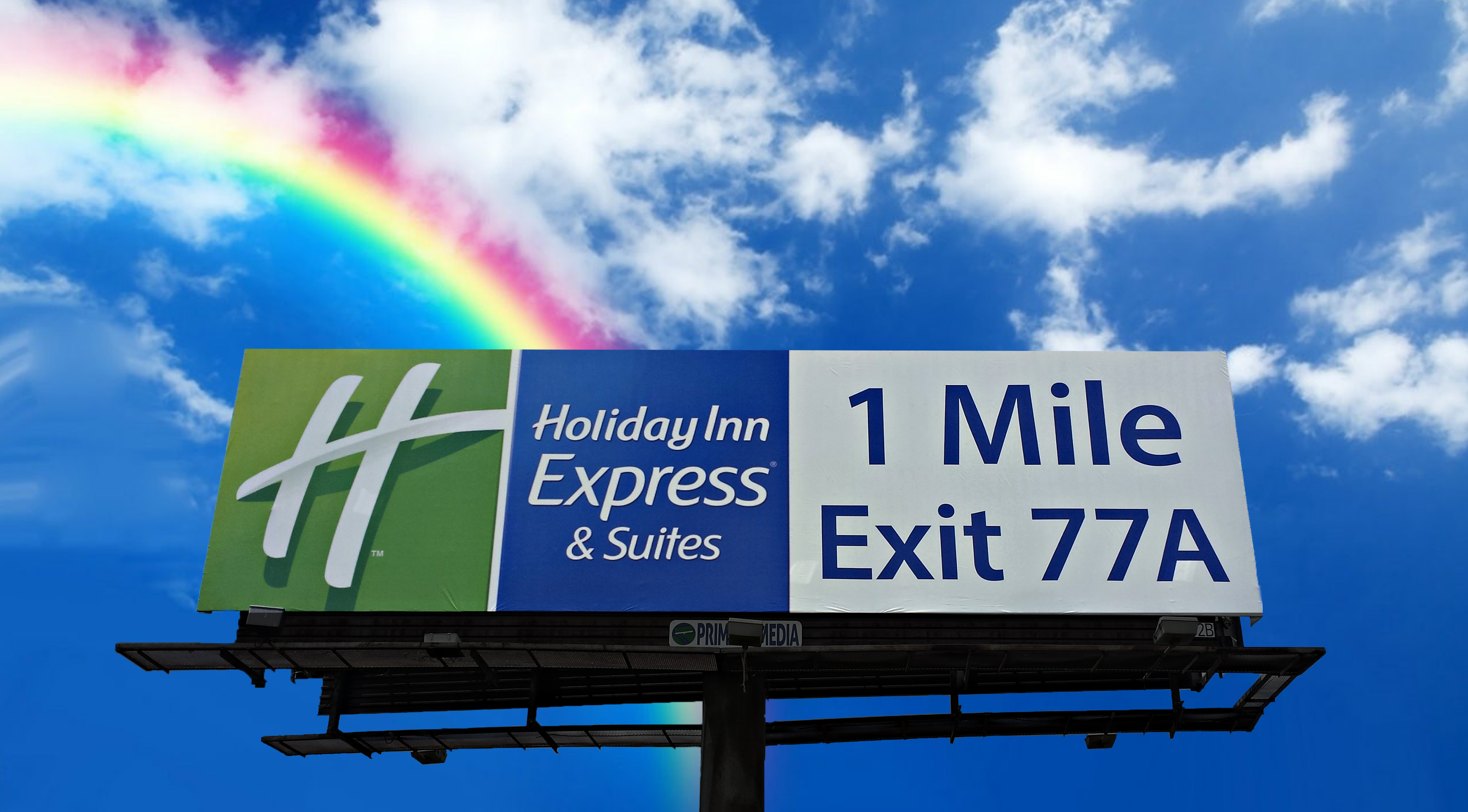Holiday Inn Express | Primary Media