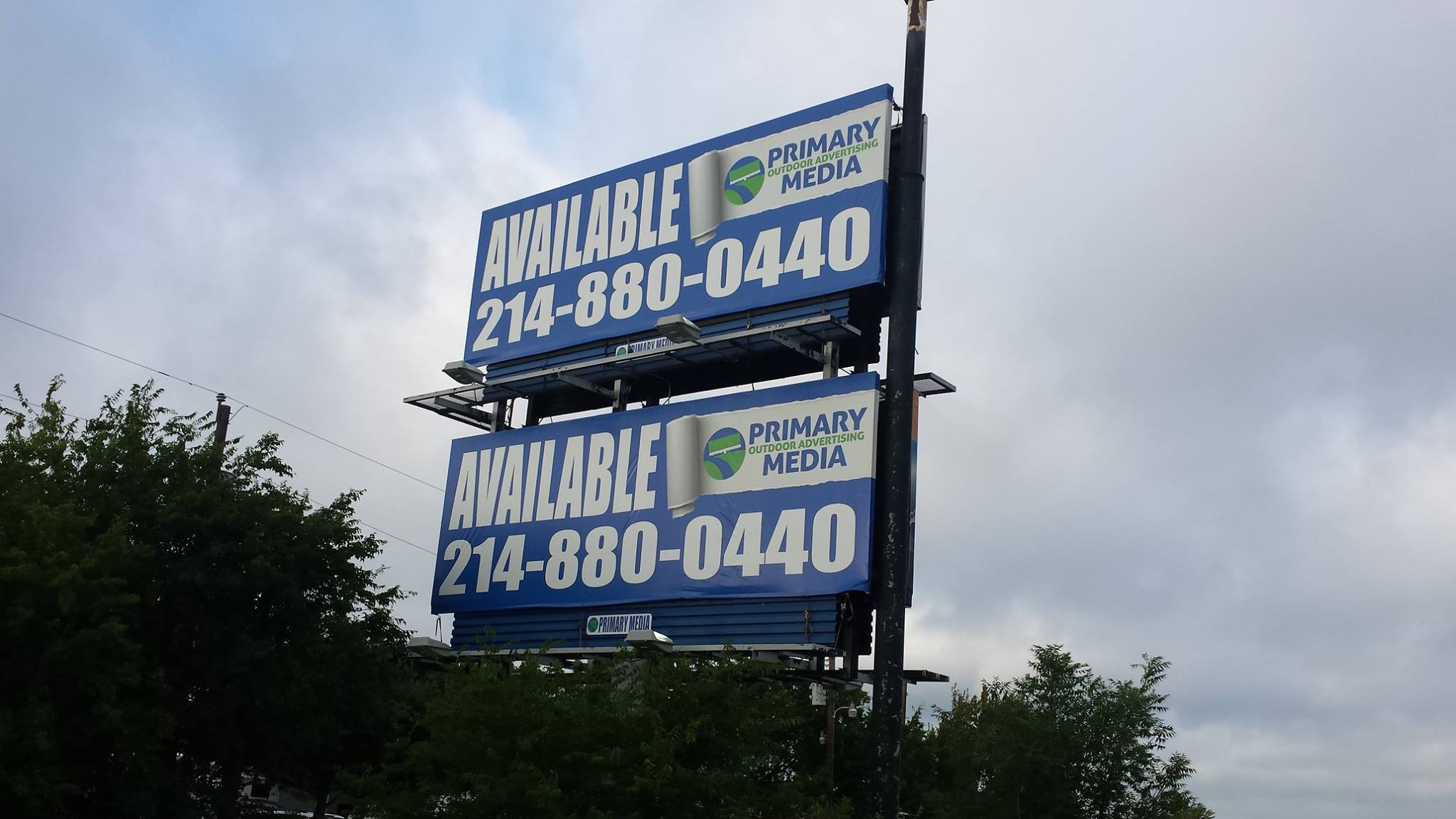 Sell Us Your Billboards