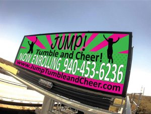 Jump Tumble and Cheer