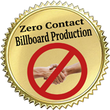 Zero Contact Billboard Production