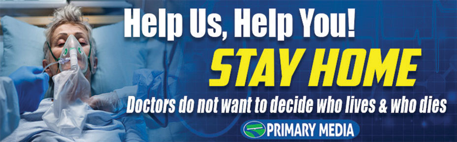 Help Us Stay Home!