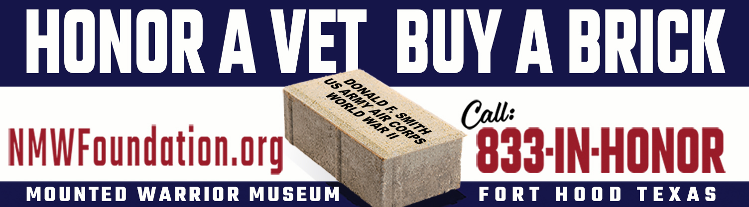 Honor a vet buy a brick